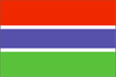 [Country Flag of Gambia, The]