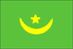 [Country Flag of Mauritania]