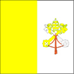 [Country Flag of Holy See (Vatican City)]