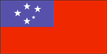 Country Flag of Samoa