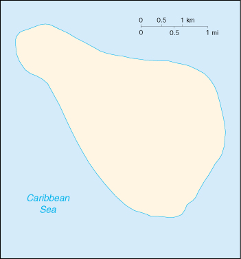 [Country map of Navassa Island]