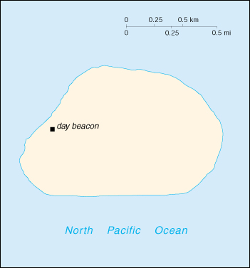 [Country map of Baker Island]